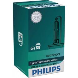 Philips D1s XtremeVision +150% 85415XV2 GEN2 - NOK 695,00