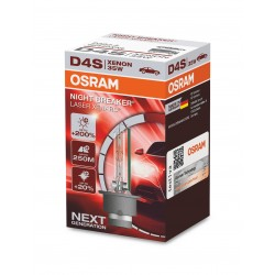 Osram D4S Night Breaker Laser 66440XNL +200% - 895,00 NOK