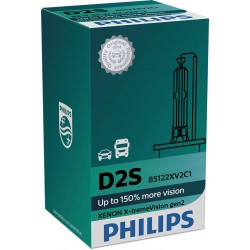 Xenonpærer Philips D2s XtremeVision +150% 85122XV2 GEN2