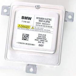 Styreenhet Xenon BMW 7 318 327 7318327 W003T23171 - 995,00 NOK