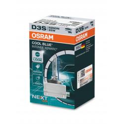 Osram D1S Cool Blue Next gen 66140CBN +150% - 1195,00 NOK