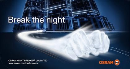 Xenonpærer Osram Nightbreaker
